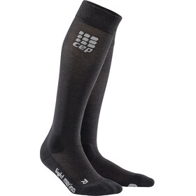 cep Merino Ski Socks Men black/azure